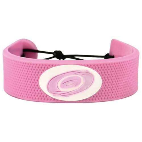 Carolina Hurricanes Bracelet Pink Hockey