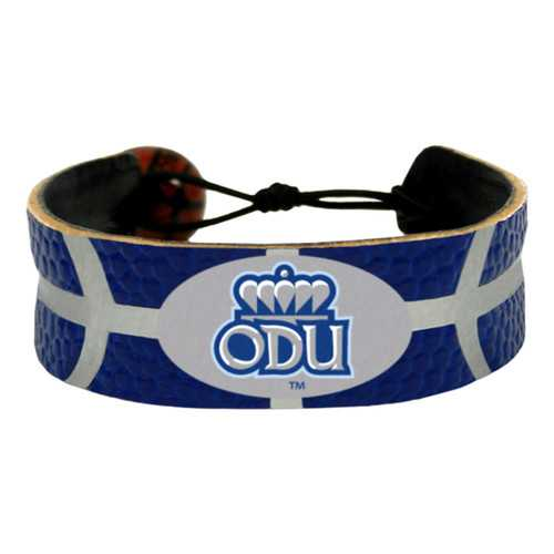 Old Dominion Monarchs Bracelet Team Color Basketball