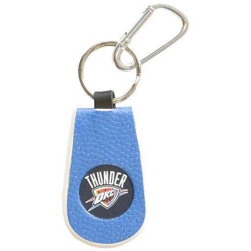 Oklahoma City Thunder Team Color Gamewear Keychain
