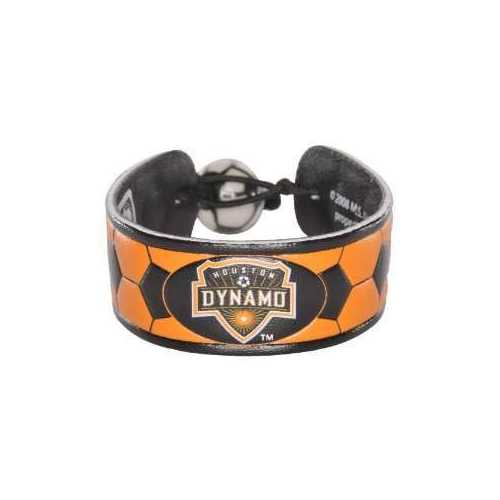 Houston Dynamo Bracelet Team Color Soccer