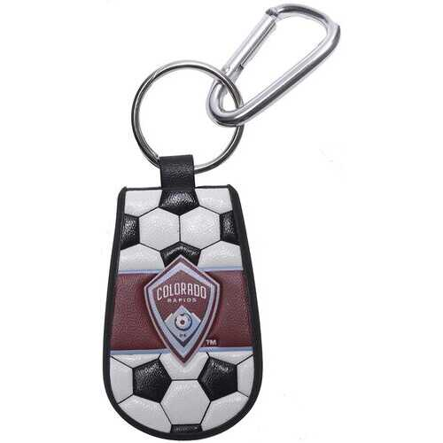 Colorado Rapids Keychain Classic Soccer