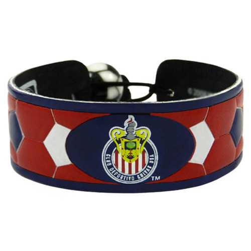 Club Deportivo Chivas USA Bracelet Team Color Soccer