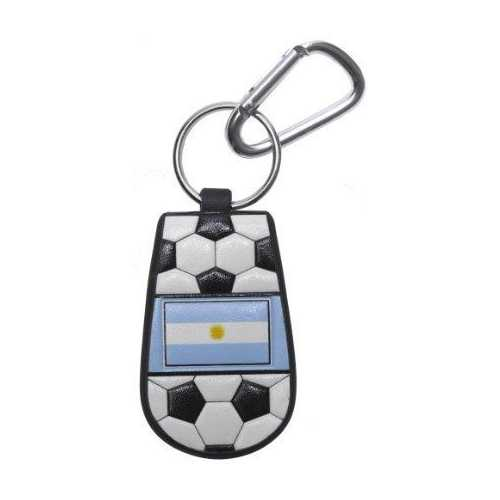 Argentine Flag Keychain Classic Soccer
