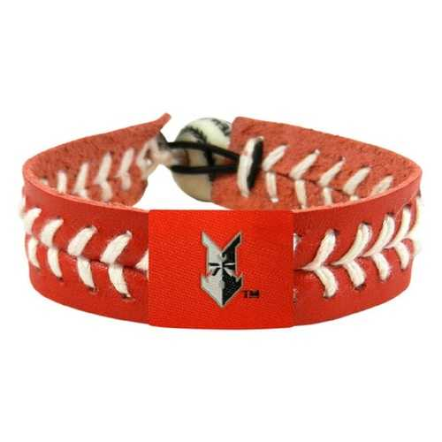 Indianapolis Indians Bracelet Team Color Baseball
