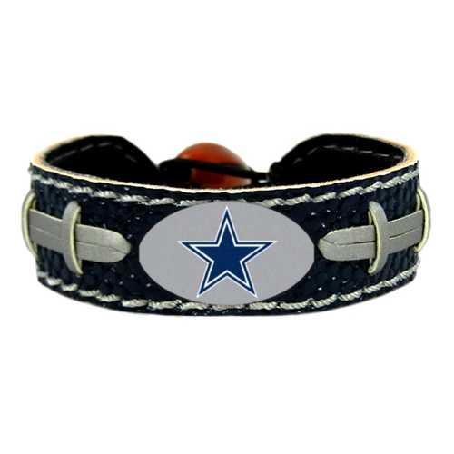 Dallas Cowboys Bracelet Team Color Football