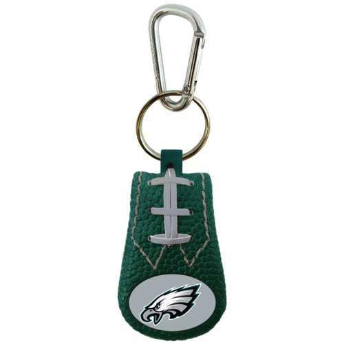 Philadelphia Eagles Keychain Team Color Football