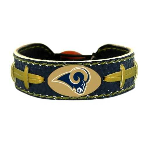 Los Angeles Rams Bracelet Team Color Vintage Colors Football