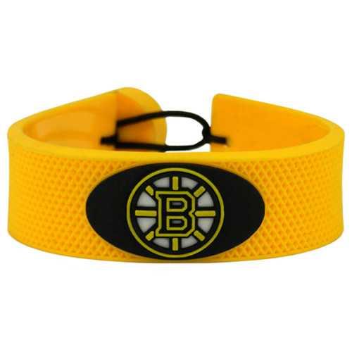 Boston Bruins Bracelet Team Color Hockey