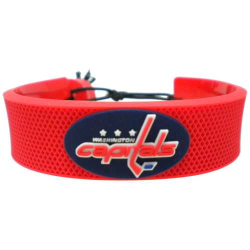 Washington Capitals Bracelet Team Color Hockey