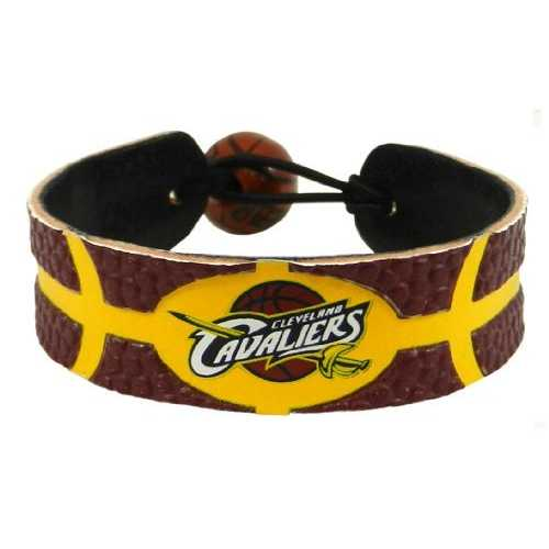 Cleveland Cavaliers Bracelet Team Color Basketball