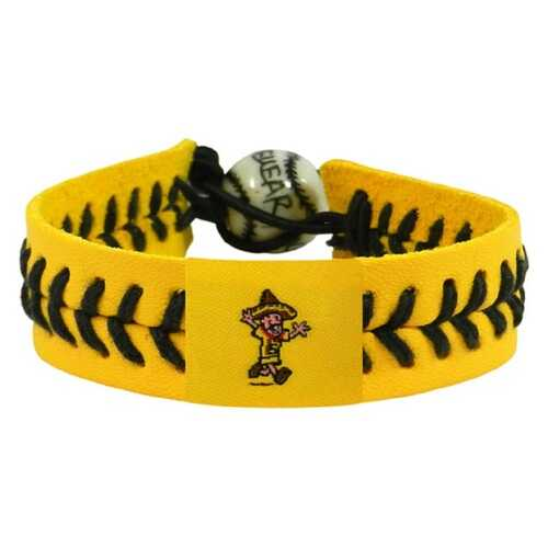Milwaukee Brewers Bracelet Team Color Baseball Sausage Guy 5