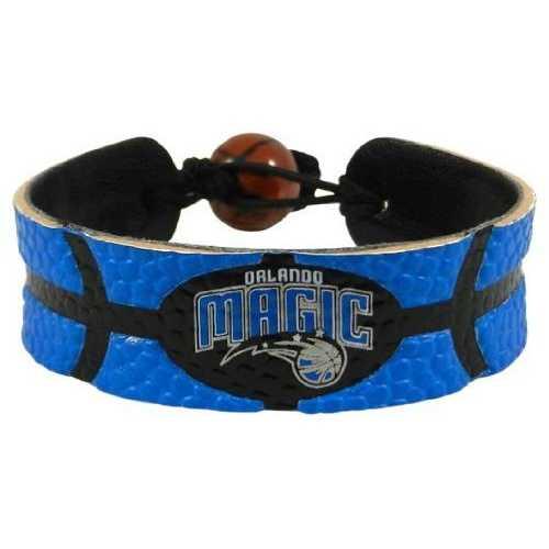 Orlando Magic Team Color Basketball Bracelet