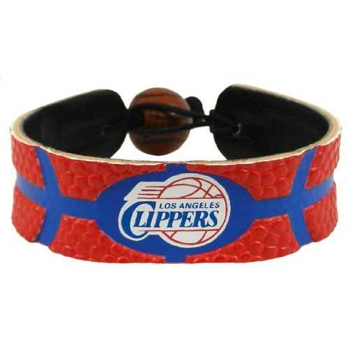 Los Angeles Clippers Team Color Basketball Bracelet