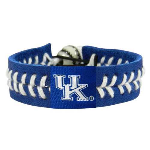 Kentucky Wildcats Team Color Baseball Bracelet