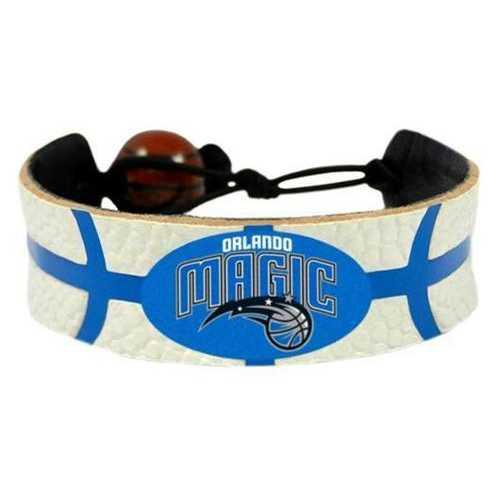 Orlando Magic Bracelet Team Color Basketball White