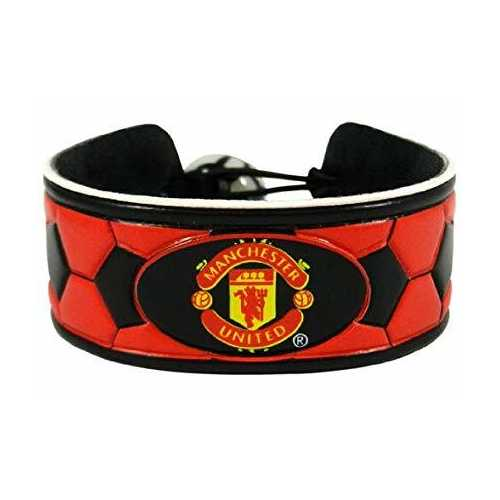 Manchester United Bracelet Team Color Soccer