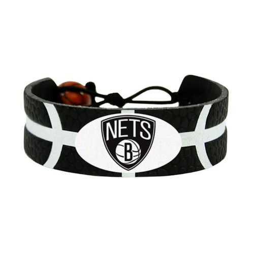 Brooklyn Nets Bracelet Team Color Basketball
