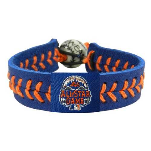 New York Mets Bracelet Team Color Baseball 2013 All Star Game Commemorative