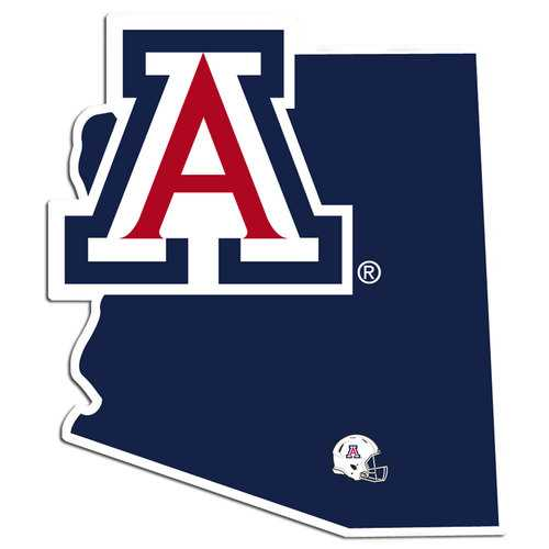 Arizona Wildcats Decal Home State Pride Style Special Order