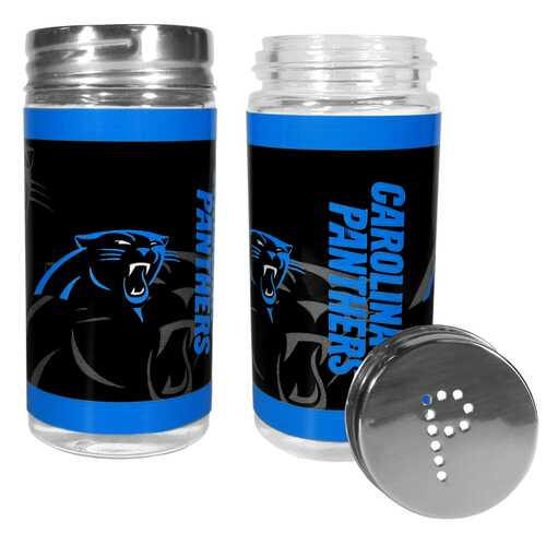 Carolina Panthers Salt and Pepper Shakers Tailgater