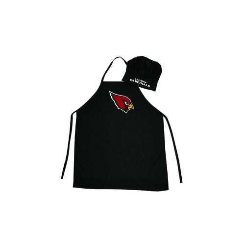 Arizona Cardinals Apron and Chef Hat Set