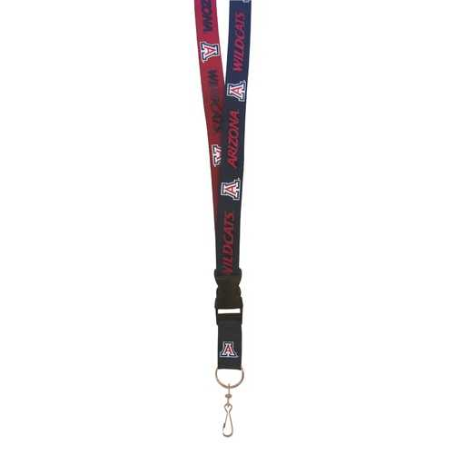Arizona Wildcats Lanyard - Two-Tone Special Order