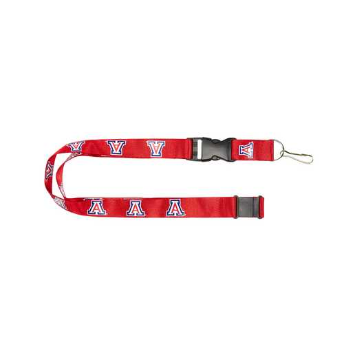 Arizona Wildcats Lanyard Red Special Order