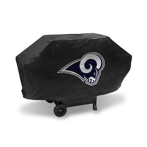 Los Angeles Rams Grill Cover Deluxe