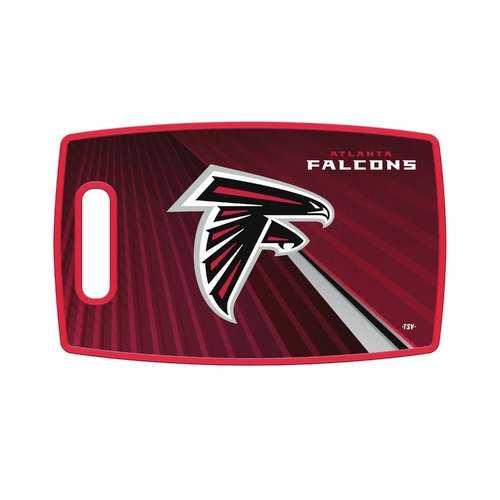 Atlanta Falcons Cutting Board Large