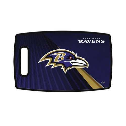 Baltimore Ravens Cutting Board Large