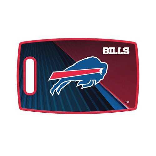 Buffalo Bills Cutting Board Large