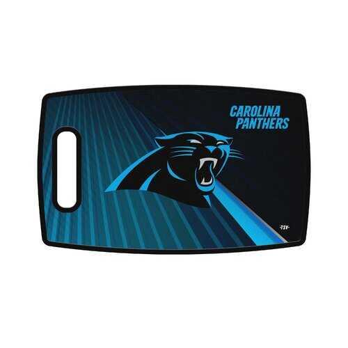 Carolina Panthers Cutting Board Large