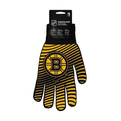 Boston Bruins Glove BBQ Style
