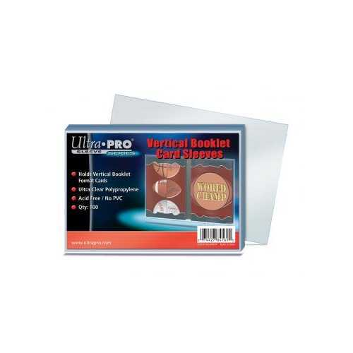 One Touch Sleeve - Booklet Vertical - (100 per pack)
