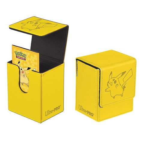 Pokemon Flip Box - Pikachu