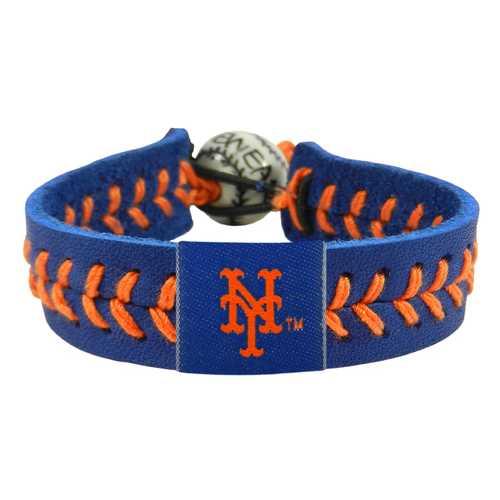 New York Mets Bracelet Team Color Baseball