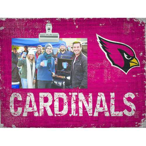 Arizona Cardinals Clip Frame