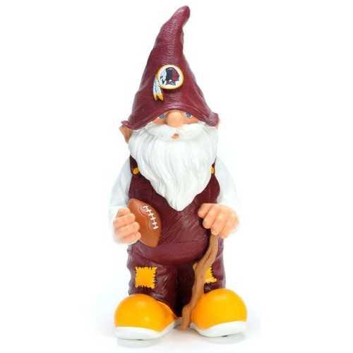 Washington Redskins Garden Gnome 11 Inch Team Special Order