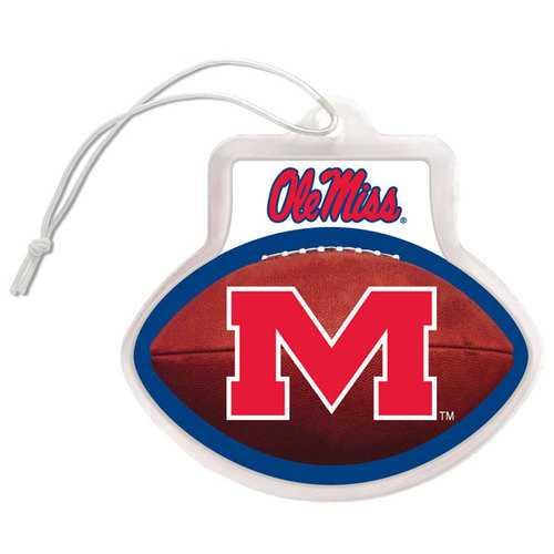 Mississippi Rebels Gel Air Freshener