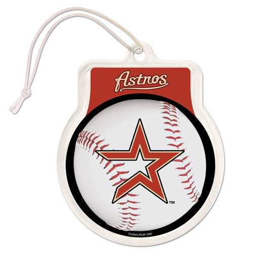Houston Astros Gel Air Freshener