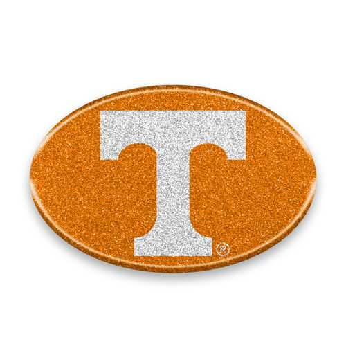 Tennessee Volunteers Auto Emblem - Oval Color Bling