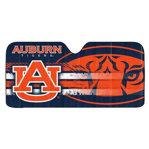 Auburn Tigers Auto Sun Shade 59x27
