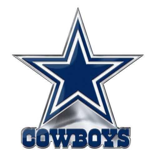 Dallas Cowboys Auto Emblem Color Alternate Logo
