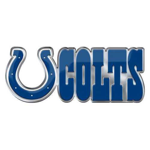 Indianapolis Colts Auto Emblem Color Alternate Logo