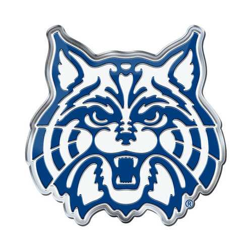 Arizona Wildcats Auto Emblem Color Alternate Logo
