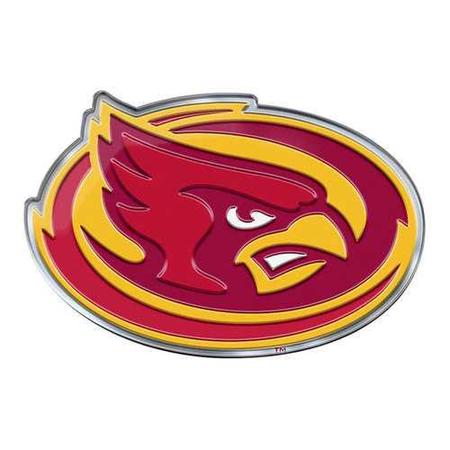 Iowa State Cyclones Auto Emblem Color Alternate Logo