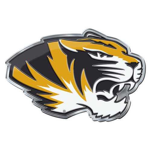 Missouri Tigers Auto Emblem Color Alternate Logo Special Order