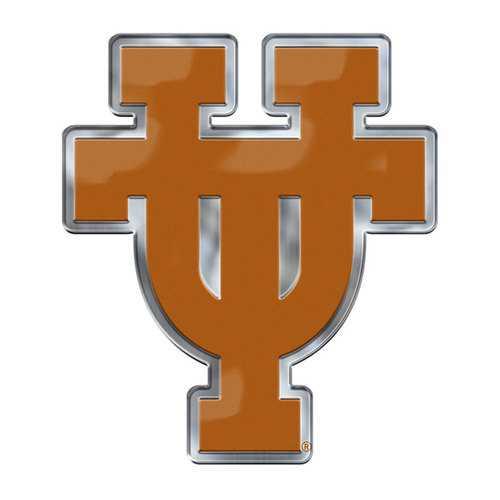 Texas Longhorns Auto Emblem Color Alternate Logo