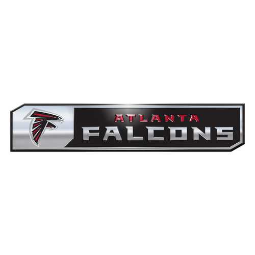 Atlanta Falcons Auto Emblem Truck Edition 2 Pack