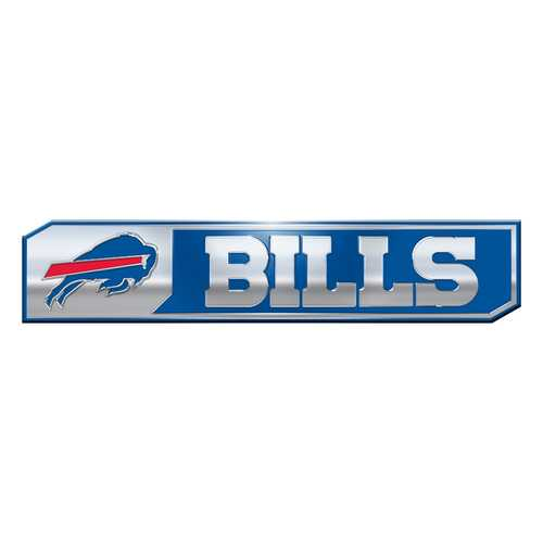 Buffalo Bills Auto Emblem Truck Edition 2 Pack